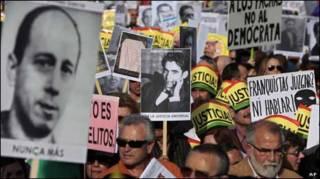 گروه ها و سازمان های حقوق بشری و احزاب چپگرا از قاضی گارزون حمایت کرده اند