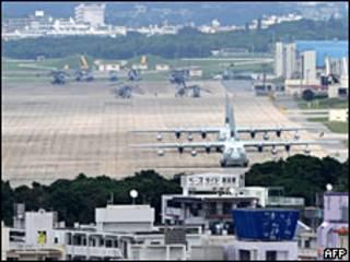 Base de Okinawa