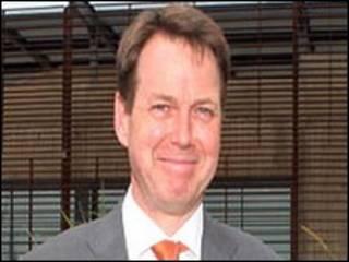 Tim Horlot, embajador británico en Yemen