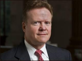 Thượng nghị sĩ đảng Dân chủ của Hoa Kỳ, Jim Webb