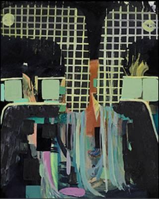 画家菲比·厄温曾经就读于伦敦的斯莱德艺术学院。