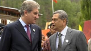 पाकिस्तान और भारत के विदेश मंत्री