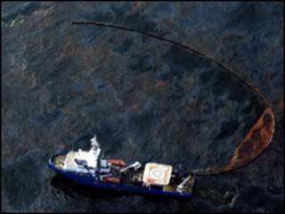 Loang dầu ở Vịnh Mexico