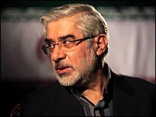 میرحسین موسوی - عکس آرشیوی