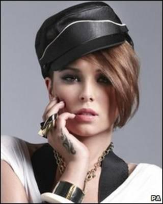 谢丽尔•科尔 (Cheryl Cole)再次当选全球最性感女性。