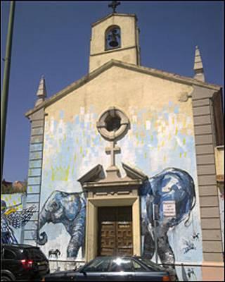 Parroquia San Carlos Borromeo de Madrid