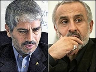 الیاس نادران و احمد قلعهبانی