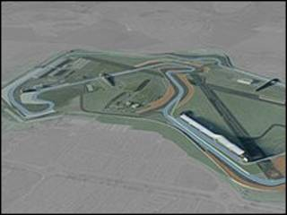 Disain baru sirkuit Silverstone