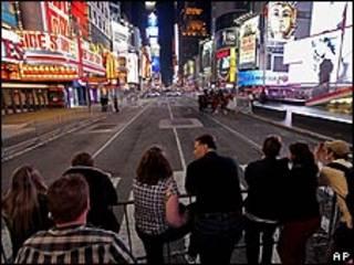 Times Square bị phong tỏa vì nghi bị đặt bom