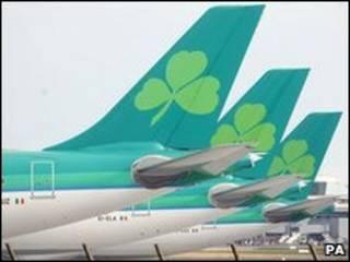 Ирландские авиалинии