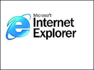 Логотип  Internet Explorer