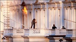 Штурм иранского посольства