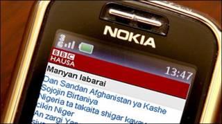 BBC Hausa Mobile