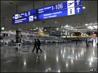 Aeroporto de Atenas