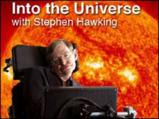 Stephen Hawking, científico británico. Foto cortesía: Discovery Channel