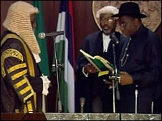 Goodluck Jonathan, Nigeria