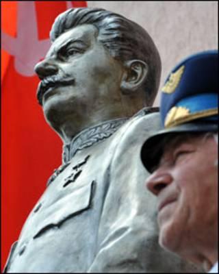 Пам'ятник Сталіну у Запоріжжі