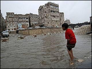 امطار اليمن