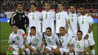 Tawagar 'yan wasan Algeriya