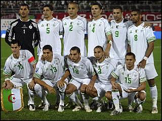 تیم ملی فوتبال الجزایر