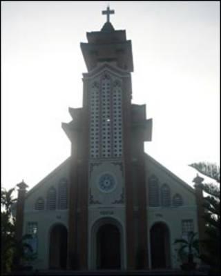 Nhà thờ Cồn Dầu