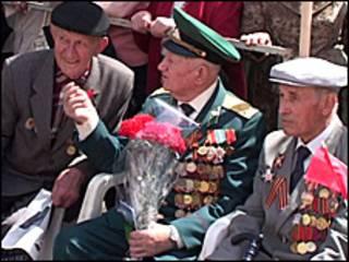 Ветерани війни
