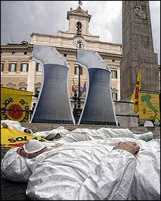 فعالان حزب سبز بریتانیا- عکس از AP