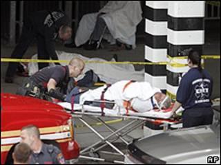 Accidente de ferry en Staten Island