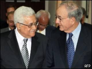 Аббас и Митчелл