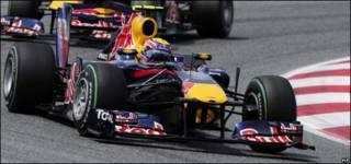 Mark Webber (Red Bull-Renault)