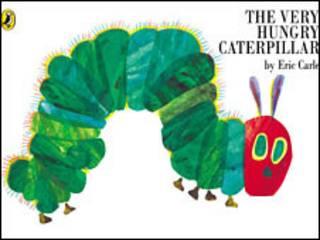 《好饿好饿的毛毛虫》(The Very Hungry Caterpillar)