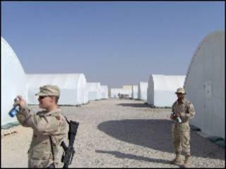 پایگاه نظامی آمریکا در کویت - از ویکی