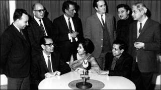 बीबीसी हिंदी सेवा के कुछ सहयोगी
