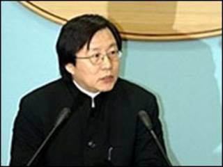 台灣外交醜聞掀起政治風暴