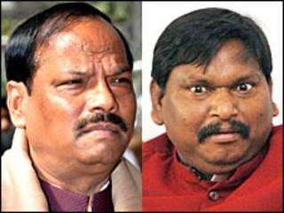 रघुवर दास, अर्जुन मुंडा