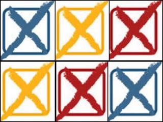 Cruces de votos