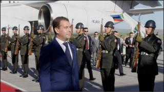 Дмитрий Медведев Туркияда