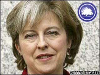 Theresa May, Sakatariyar Cikin gida ta Biritaniya
