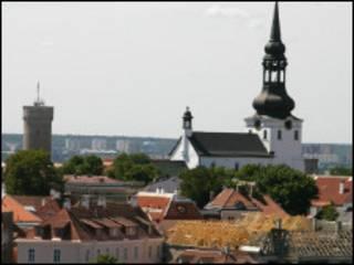 Вид Таллина