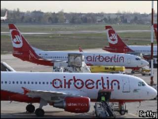 Самолеты Air Berlin