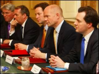 На первом заседании Совета национальной безопасности в Лондоне