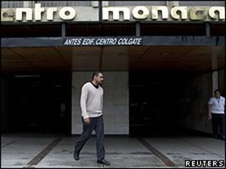 Oficinas de Monaca en Caracas.