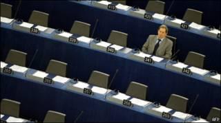 Одинокий евродепутат