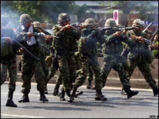 Lính Thái
