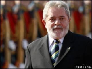 Lula em Moscou
