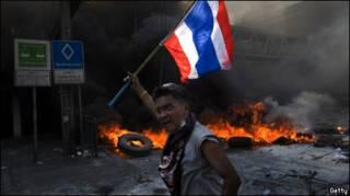 बैंकॉक में हिंसा
