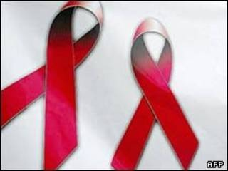 Símbolo do combate à Aids