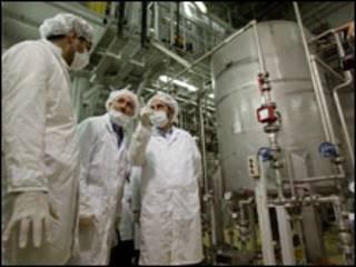 Nuclear kasar Iran