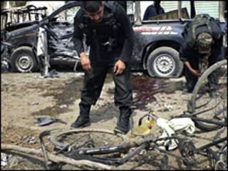 فائل فوٹو، ڈیرہ اسماعیل خان دھماکہ