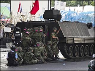 ارتش تایلند